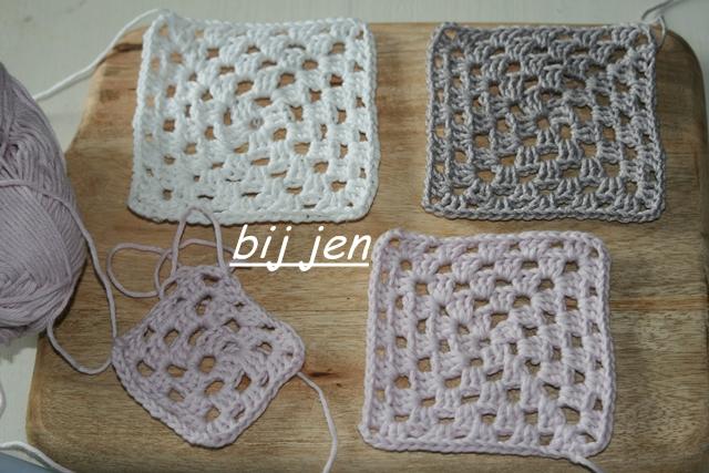 Granny Square, häkeln, haken, crocheting, crochet
