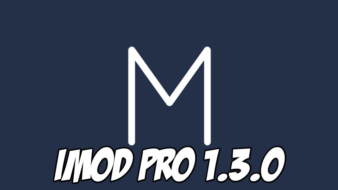 Download Aplikasi IMOD Pro Versi 1.3.0