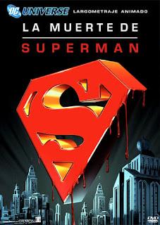 """Cine: Nuevo vídeo de la película de animación """"La Muerte de Superman"""""""