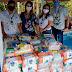 Estudantes de 11 comunidades indígenas recebem os kits do programa 'Merenda em Casa'