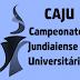 400 atletas universitários estarão no 2º CAJU a partir desta 4ª