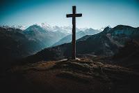 Cross - Photo by Timeo Buehrer on Unsplash