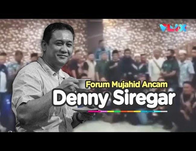 Denny Siregar Diduga Hina Santri dan akan Dilaporkan ke ...