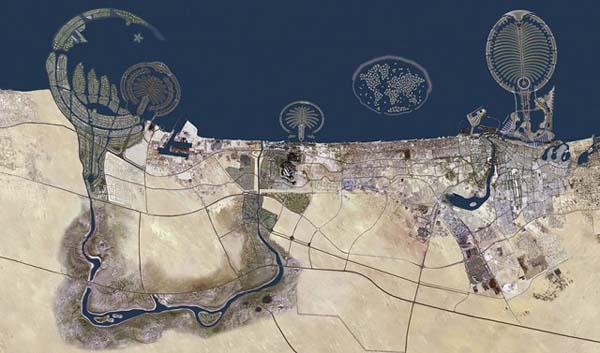جزر دبي (الإمارات العربية المتحدة)