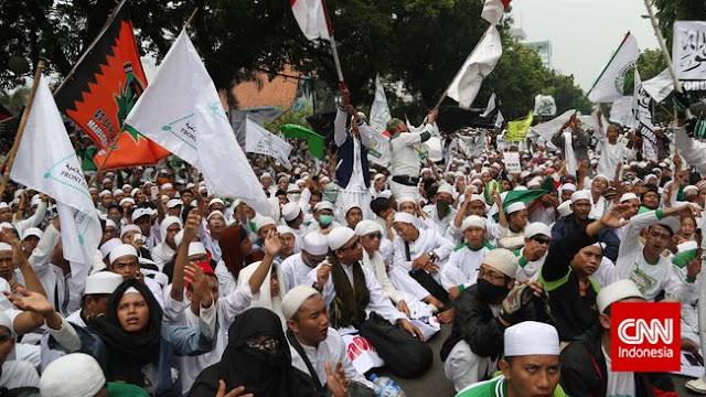 FPI Pastikan Hari ini Ribuan Umat Islam Gelar Aksi Penjarakan Ahok