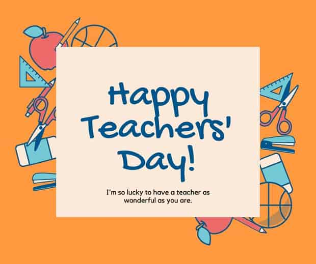 images of teachers day wishes