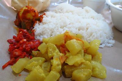 Barakhath, rice