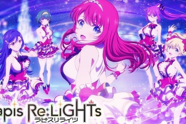 Lapis Re:LiGHTs (Episode 01 - 12) Subtitle Indonesia