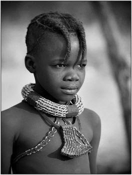 young African boy
