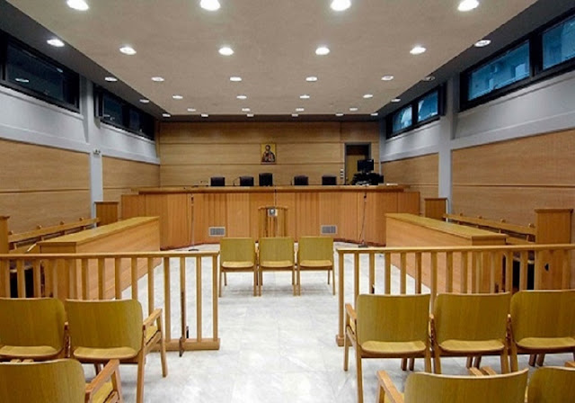 Θεσσαλονικη: Ποινή ρεκόρ-290 χρόνια κάθειρξη από δικαστήριο της πόλης