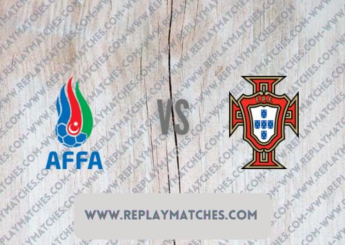 Azerbaijan vs Portugal -Highlights 07 September 2021