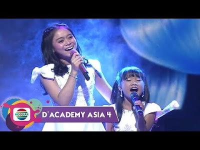 Download Lagu MP3 Video Lirik Lagu LESTI & INA - Si Kecil (DA Asia 4)