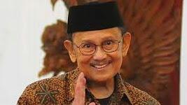 Presiden RI ke-3 BJ Habibie Tutup Usia 83 Tahun, di RSPAD Gatot Soebroto
