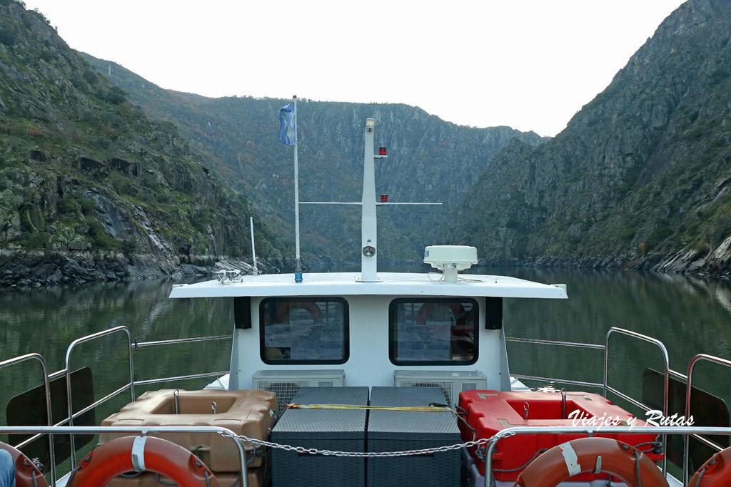 Catamarán por el Sil, Ribeira Sacra