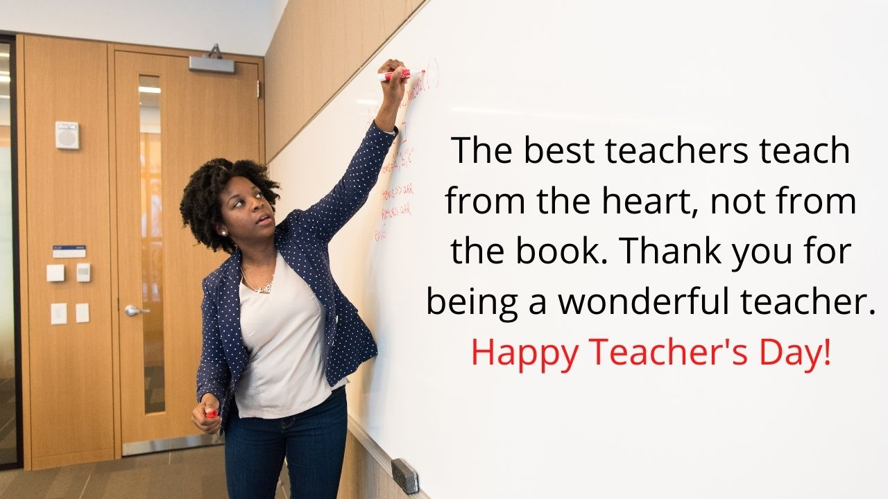 Happy Teachers Day 2021 Quotes In English
