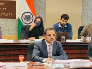 14th Joint Working Group Meet of India-UK on Counter-Terrorism