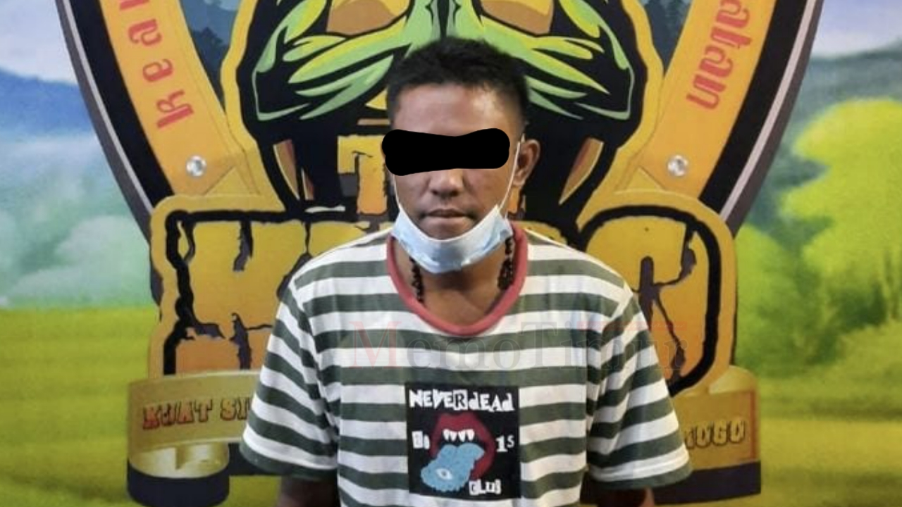 Sat Resnarkoba Tangkap Pengedar Shabu Asal Mlawang