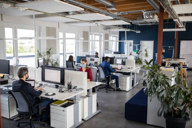 5 Benefits of Renting a Shared Office Space