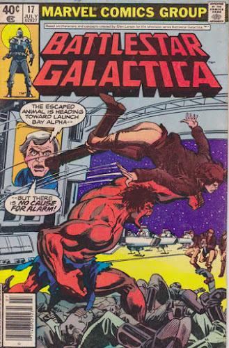 Battlestar Galactica #17