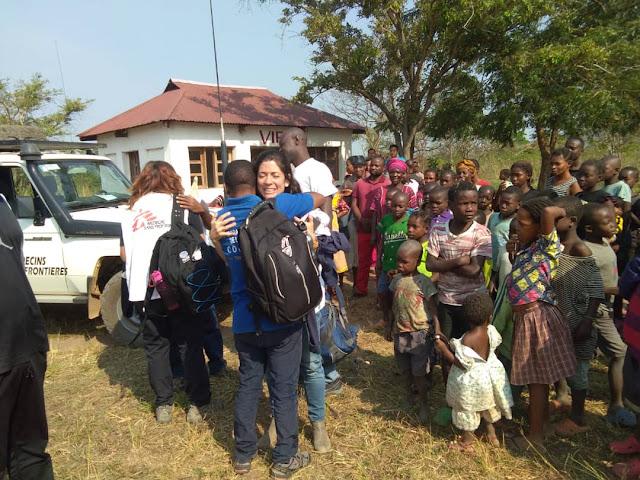 Pasukan Garuda Selamatkan Sandera Warga Amerika Dari Tangan Bandit di Kongo