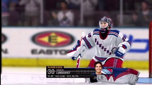 NHL 20 Gameplay