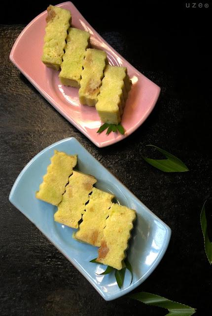 Resep Puding Roti berasa Maksuba