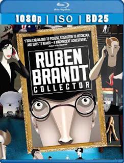 Ruben Brandt El Coleccionista (2019)  [BD25]  [1080p] Latino [GoogleDrive] SilvestreHD