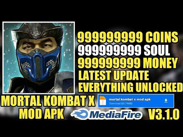 Mortal Kombat new apk by SGS