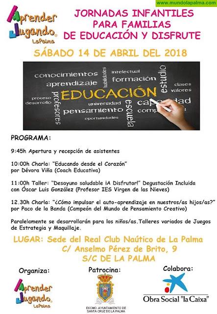 """Jornadas Educativas para familias de """"Educación y Disfrute"""""""