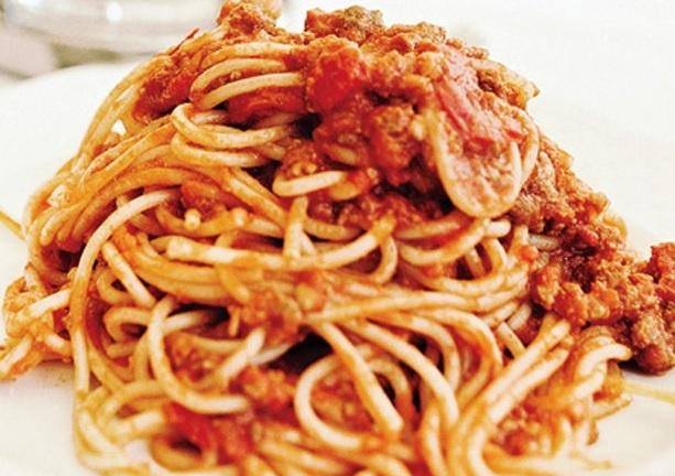 Resepi Spaghetti Bolognese Itali