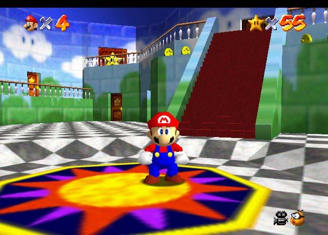 Super Mario 64 (N64): bug na textura do jogo é descoberto e reparado após mais de duas décadas