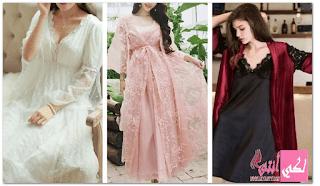 ملابس العروسة بالصور