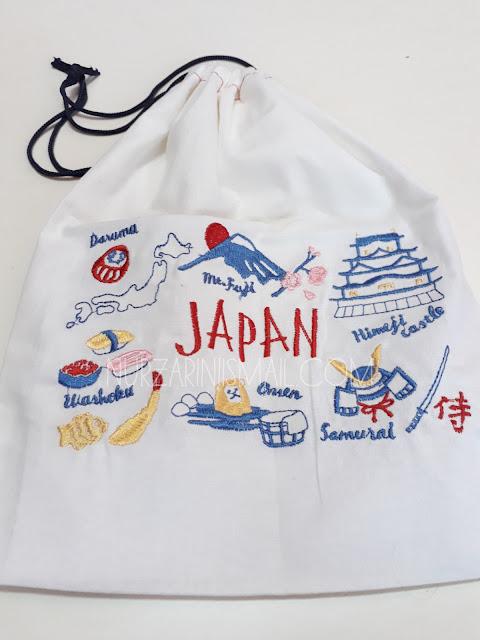 Hadiah Pouch Beg dari Jepun
