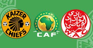مشاهدة مباراة الوداد ضد كايزر شيفس 3-4-2021 بث مباشر في دوري أبطال أفريقيا