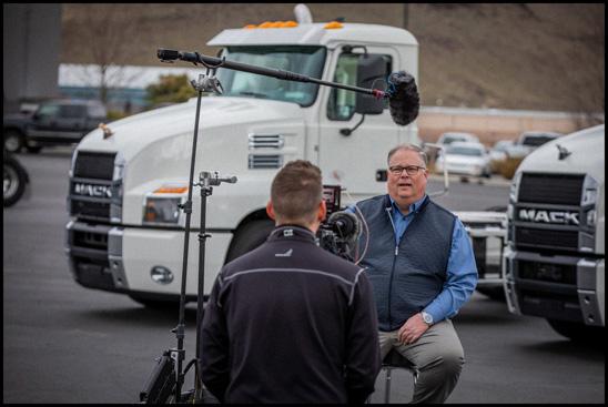 Mack Trucks Roadlife 2.0