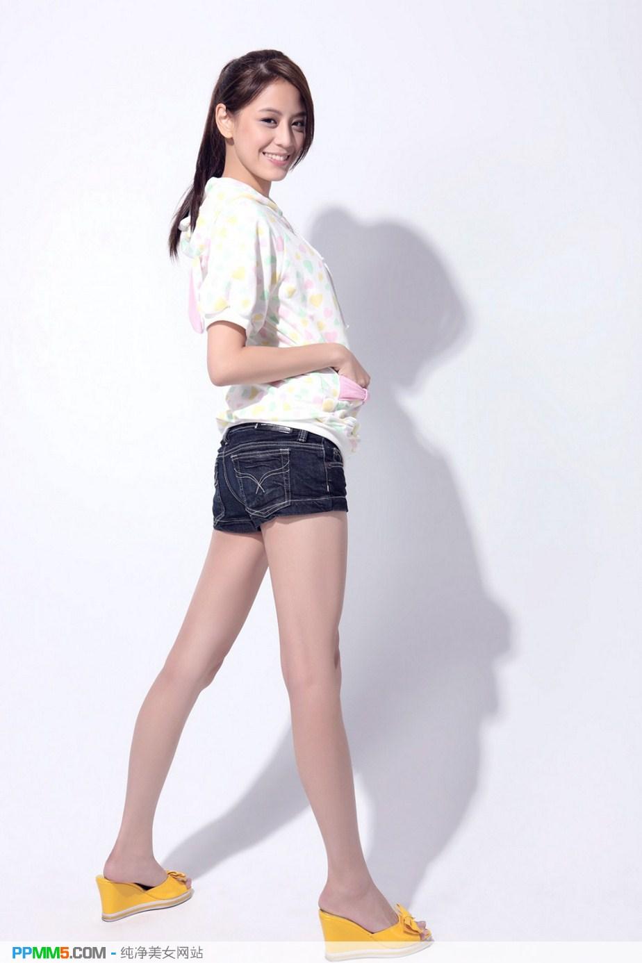 Taiwanese Sexy Girl Jessie Chiang Taiwan Girl Pure Photo-3844