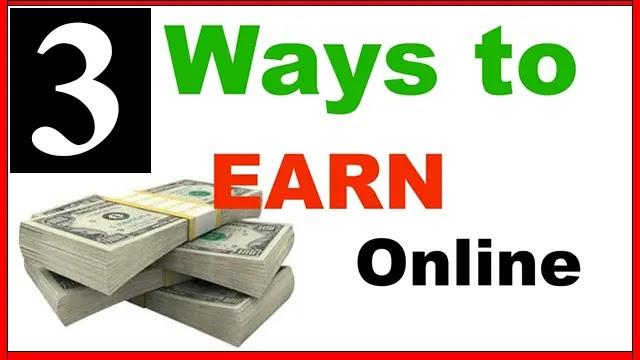 أفضل 3 طرق كسب المال من الانترنت: blogging, Affiliate Marketing, E-Commerce