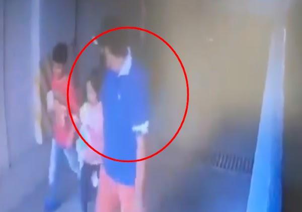 ¡Maldito! Sujeto intenta abus@r de una niña en un basurero de la CDMX; piden difundir  (Video)