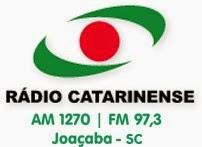 Rádio Catarinense FM de Joaçaba SC ao vivo