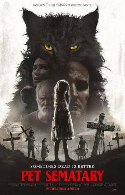 الإصدارات العالية الجودة HD في شهر يونيو 2019 June فيلم الرعب pet sematary