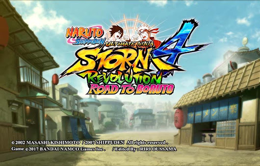 Naruto Shippuden Ultimate Ninja Storm Revolution (Incl MOD NSUNS4-RTB) - Free Download