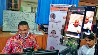 UKSW Adakan Webinar Online Membangun Indonesia Bagian Timur