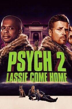 Psych 2: Lassie está de Volta Torrent Thumb