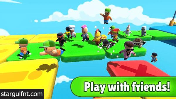 تنزيل لعبة Stumble Guys Multiplayer Royale مجاناً للأيفون والأندرويد APK