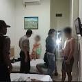 Dua Pasangan Bukan Suami Istri Kedapatan di Kamar Hotel Parepare