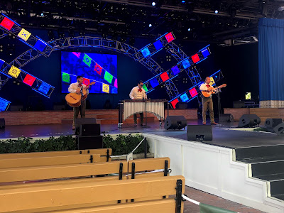 Marimba de Latin Americas