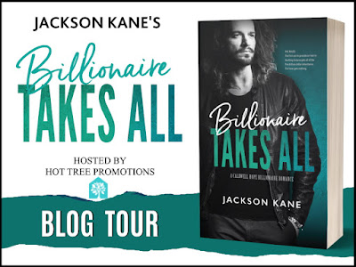 BOOK TOUR: Billionaire Takes All by Jackson Kane