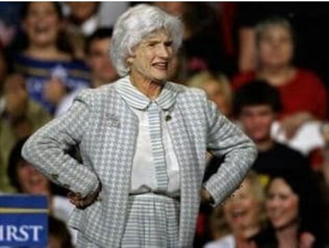 John McCain's Mum