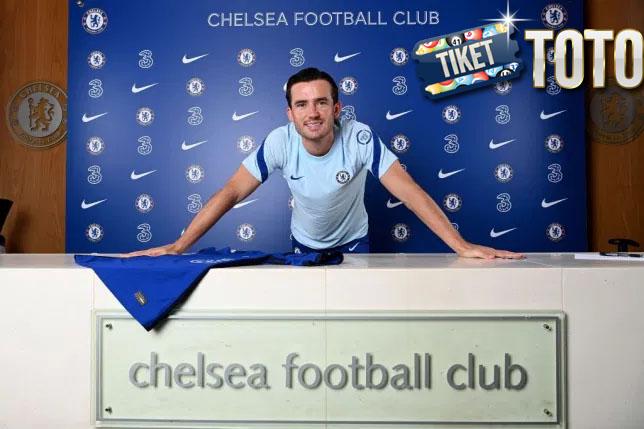 Resmi! Chelsea Rekrut Ben Chilwell, Dikontrak 5 Tahun