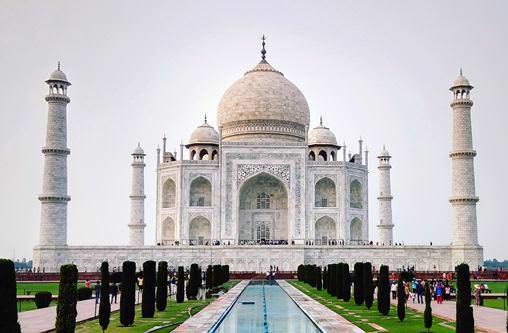 Taj Mahal Quotes
